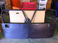 Jeep CJ & YJ NOS Full Steel Replacement Door Shells PAIR LEFT & RIGHT