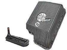 afe Transmission Pan (Raw) for Ford Diesel Trucks V8-6.0/6.4/7.3L (td)