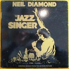 "Neil Diamond ""The Jazz Singer"" Soundtrack Vinyl 1980 Record LP SWAV 12120"