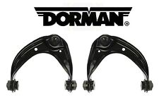 For Ford Lincoln Mercury Mazda Set Pair 2 L & R Front Upper Control Arms Dorman