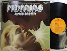 Country Lp Jim Ed Brown Morning On Rca Victor