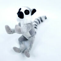 "Lemur Plush Stuffed Animal Wildlife Artists Soft Toy 7"""