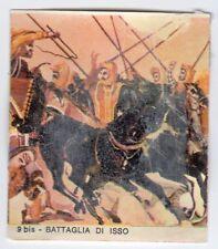 figurina IMPERO ROMANO IMPERIA 1963 REC numero 9 BIS
