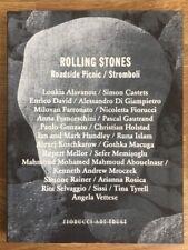 Rolling Stones Roadside Picnic Stromboli Fiorucci Art Trust Salerno M. Farronato
