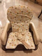 Dorel Booster Seat High Chair Baby Feeding Seat Padded Seat Cushion Only
