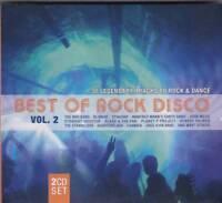 Best Of Rock Disco Vol. 2 (2CD)  NEU/Sealed !!!    Rare & fine Disco Rock Tracks