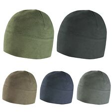 Condor Tactical Military Micro Fleece Beanie Cold Weather Winter Hat Watch Caps