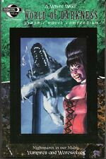 WORLD OF DARKNESS VAMPIRES & WEREWOLVES: NIGHTMARES WHITE WOLF '02 SC GN TPB NEW