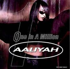 Aaliyah : The One I Gave My Heart To  One In A Mi CD