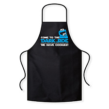 Come to the Dark Side-we have i cookie   Darkside   Grill Grembiule/patta Grembiule