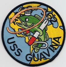 USS Guavina AOSS 362, BC Patch Cat No. c6996.