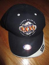 Seacoast Ticket SUPER BOWL XXXV BALTIMORE RAVENS vs NEW YORK GIANTS Cap w/ Holo