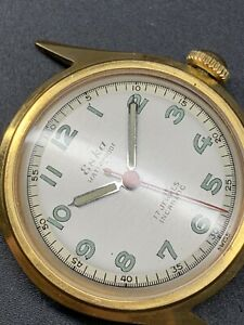 1950s NOS ESKA Waterproof  Case Mint Radium Dial