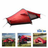 Ultralight Backpacking Tent One Person Waterproof C&ing Tents Hiking Shelter  sc 1 st  eBay & Koppen Lokal Backpacking Tent Ultralight | eBay