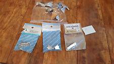Lot of 10 Set Drapery/Curtain Rod Brackets Single Style Garber Bradlees Vintage