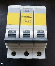 Square D Qoe C20 10000 3 Pole Circuit Breaker (R5S7.2B1)