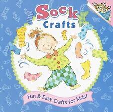 Sock Crafts (Pictureback(R)) Dayle, Jeri Paperback