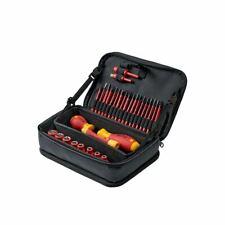 Wiha Werkzeug Set slimVario® electric gemischt 31-tlg. in Funktionstasche (43465
