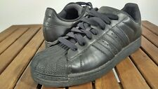 ADIDAS Originals SUPERSTAR 2 Athletic Shoes -  G14748 - Men's US 9.5 - All Black