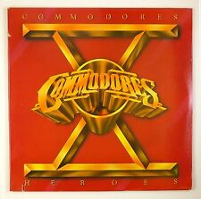 """12"""" LP - Commodores - Heroes - B1416 - washed & cleaned"""