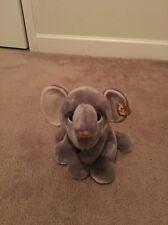 TY Africa Stuffed Animal Elephant Multicolor Plush Toy