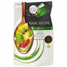 From Japan Hair Recipe Kiwi Empower Volume Shampoo 330ml Refill