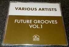 V/A-FUTURE GROOVES VOL.1-UK 1999 HOOJ CHOONS CD EP-4 TRACKS-RARE TRANCE