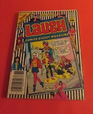 1983 LAUGH COMIC BOOK DIGEST MAGAZINE ARCHIE AND THE GANG # 46