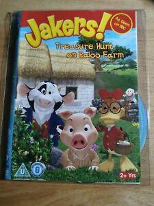 JAKERS... DVD. U