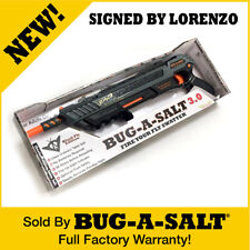 Collector'S Edition New Bug-A-Salt Black Fly 3.0 - Signed By Inventor