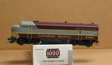 Proto 1000 500006 HO CPR FM C Liner Maroon and Gray #4104 w/DCC address #41