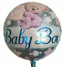 18' Baby Boy Baby Girl Foil Balloon Baby Shower Christening New Born Baby Birth