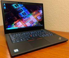 Lenovo ThinkPad T480 Intel i7-8650U 1TB NVME SSD 32GB RAM NVIDIA MX150 FHD Touch