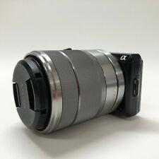 Sony Alpha NEX-5N 16.1MP Digital Camera - Black (Kit w/ 18-55mm Lens)
