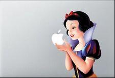Cartoon Snow White MacBook Sticker Skin MAC Decal For Pro Air Retina 11 13 15 12