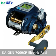Banax Kaigen 7000CP Electric Reel Big Game Jigging Fishing Reels EZ Dial Reels