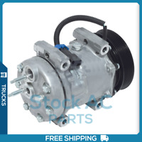 A/C Compressor for Kenworth T660, T700, T800/ Peterbilt 365, 367, 384, 38.. QR