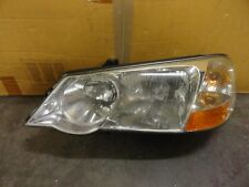 2002 2003 Acura TL oem Driver Left Xenon HID Headlight All Tabs Good!! Complete