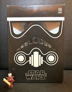 Star Wars Figur Shadow Stormtrooper Medicom Toy Sideshow OVP VCD SDCC 2007 MIB
