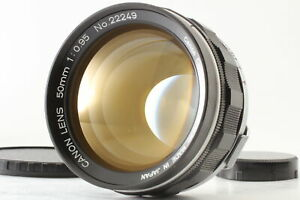[Exc+5 SN 222xx] Canon 50mm f/0.95 Dream Lens for 7 7s Leica LTM L39 From JAPAN
