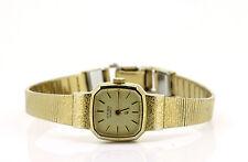 Vergoldete Citizen Armbanduhren für Damen