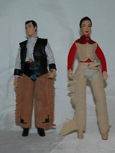 Breyer Traditional  Western Male & Female Figures