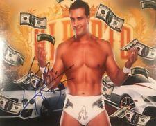 Alberto Del Rio - Autographed 8x10 Photo signed wrestling promo wwe tna patron