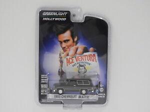"1:64 1989 Chevrolet Blazer ""Ace Ventura"" Greenlight 44880-E"