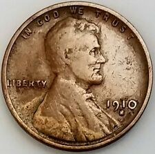 1910 S Lincoln Cent! Add this coin to your collection!