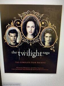 The Twilight Saga:The Complete Film Archive