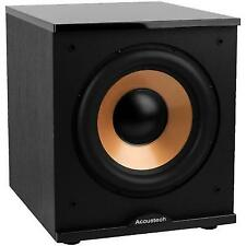 BIC America H100II 150W Enclosed Powered Subwoofer