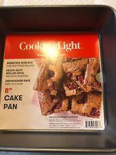 "Coiking Light Square Cake Pan 8"" Nonstick"
