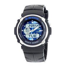 Casio G-Shock G-300-2A Men Black Resin Strap Analog & Digital Sport Watch