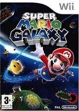 Super Mario Galaxy pour Wii, Wii-U